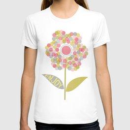 Dot Flower T-shirt