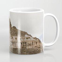 Xunantunich Carvings Coffee Mug