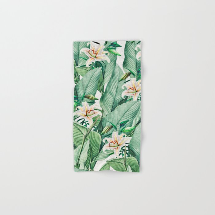 Tropical state Hand & Bath Towel