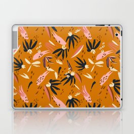 ADOBO GARDEN OCHRE Laptop & iPad Skin