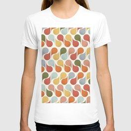retro pattern no4 T-shirt