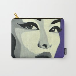 Lady Black Carry-All Pouch
