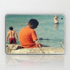Summer Swim ~ lake Laptop & iPad Skin