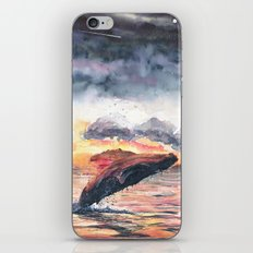 I'll Be Right Here, Waiting - Print iPhone & iPod Skin