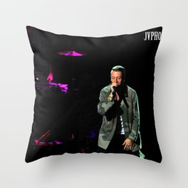 Macklemore & Ryan Lewis, Eugene, OR  Throw Pillow