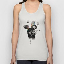 Dream Camera Unisex Tank Top