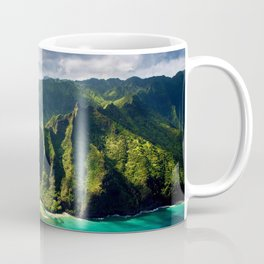 Island of Kauai, Hawaiian Islands Coffee Mug