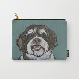 Wallace the Havanese Carry-All Pouch