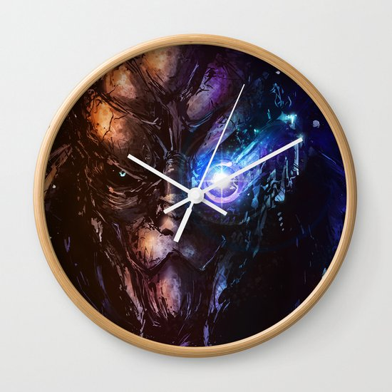 I'm in the middle of some calibrations Wall Clock