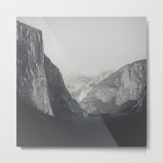 Yosemite Valley VI Metal Print