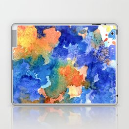Watercolor 1 Laptop & iPad Skin