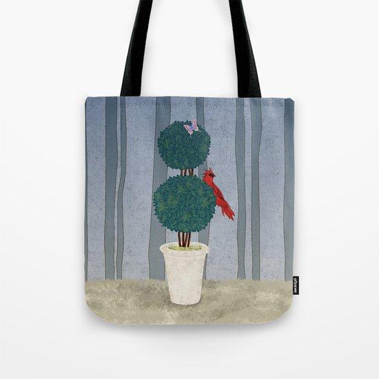 Beautiful Nature Scene Tote Bag