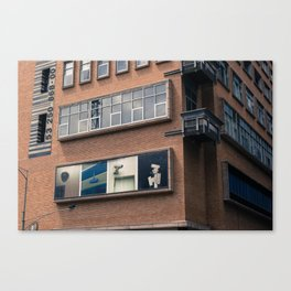 Surveillance State  Canvas Print
