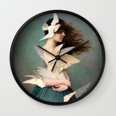 Metamorphosis Wall Clock