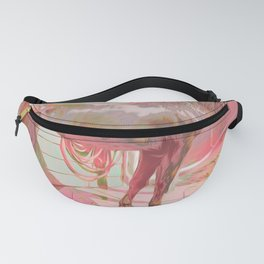 Pink Pony Fanny Pack
