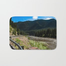 Montana Back Roads 3 Bath Mat