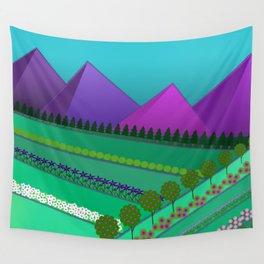 Fields of Dreams Wall Tapestry