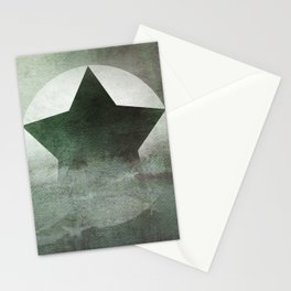 Star Composition IV Stationery Cards