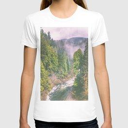 Fog Forest T-shirt