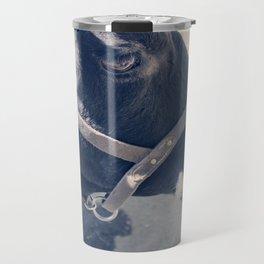 Calf Portrait II Travel Mug