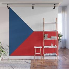 Flag of Czech Republic Wall Mural