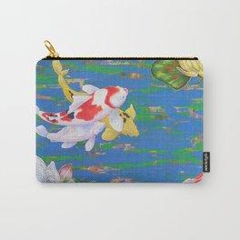 Koi Pond 1 Carry-All Pouch