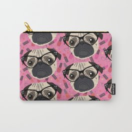 Uptown Pug Carry-All Pouch