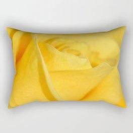 Rose yellow 258 Rectangular Pillow
