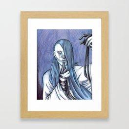 Ghoul Kyo Framed Art Print