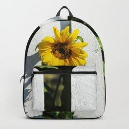 Peeking Sunflower Backpack