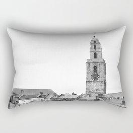 Shandon Bells Cork Rectangular Pillow