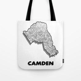 Camden - London Borough - Simple Tote Bag