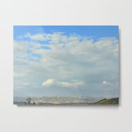 135 | california Metal Print
