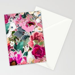 MFA Botanicals 3  Stationery Cards