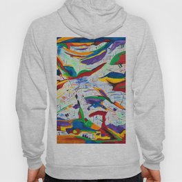 Through the Windows Hoody