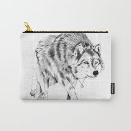 Mister Wolf Carry-All Pouch