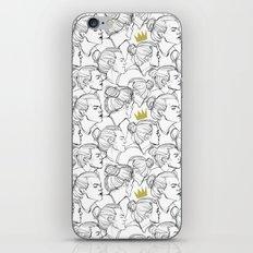 King Bun iPhone & iPod Skin