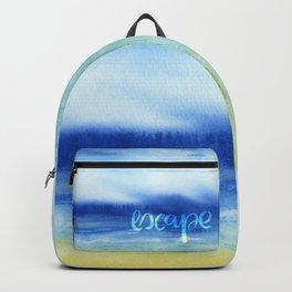 Escape [Collaboration with Jacqueline Maldonado] Backpack