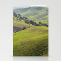 diablo Stationery Cards featuring Diablo Hills by Ryan Fernandez Photography