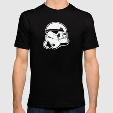 Trooper Bucket - Star Wars Black X-LARGE Mens Fitted Tee