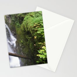 Sol Duc Falls Stationery Cards