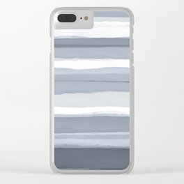 Strips 3 Clear iPhone Case