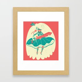 Magical Ass Kicker Framed Art Print