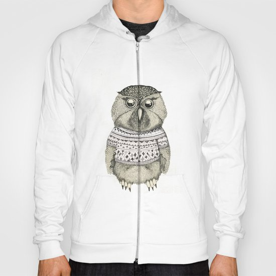 cute owl Hoody