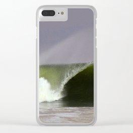 barrels Clear iPhone Case