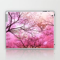 Surreal Pink Trees Nature  Laptop & iPad Skin