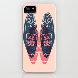 moccasin iPhone Case