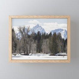 Rising Up Grand Framed Mini Art Print
