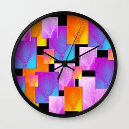 balloon fantasy Wall Clock