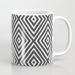 diamond painted-charcoal Coffee Mug